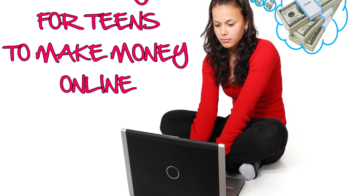 ways for teens to make money online | how to make money as a teen | jobs for teens | jobs for 15, 13, 14, 16, 17, 18 years old